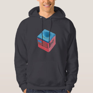 Billiard Pool Chalk Hoodie