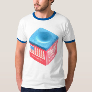 Billiard Pool Chalk T-Shirt