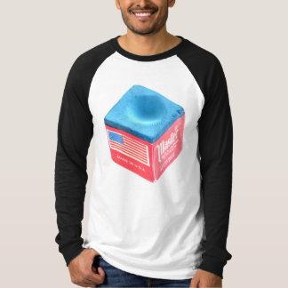 Billiard Pool Chalk Tee Shirt