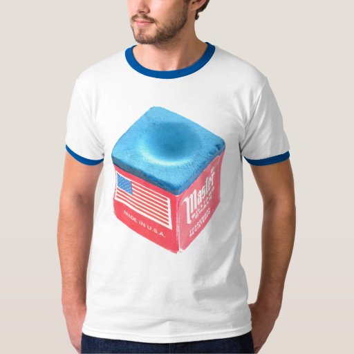 Billiard Pool Chalk Tshirt