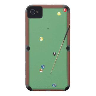 billiard pool table VOL2 Case-Mate iPhone 4 Case