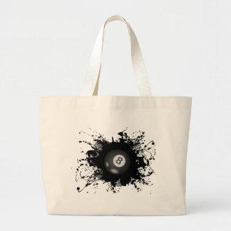 Billiard Urban Style Large Tote Bag