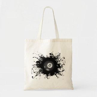 Billiard Urban Style Tote Bag
