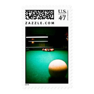 Billiards 01 Postage