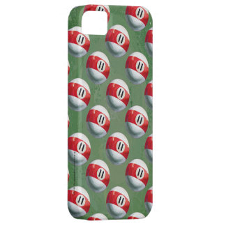 Billiards 11 Ball Pattern iPhone SE/5/5s Case