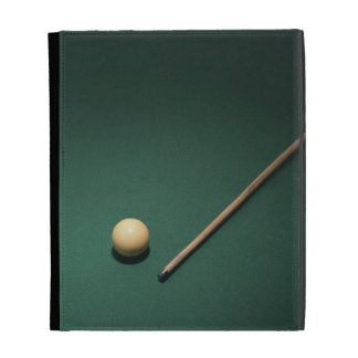 Billiards 2 iPad case