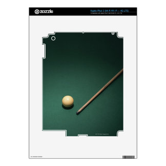 Billiards 2 decal for iPad 3