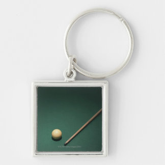 Billiards 2 keychain