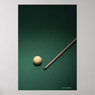 Billiards 2 posters
