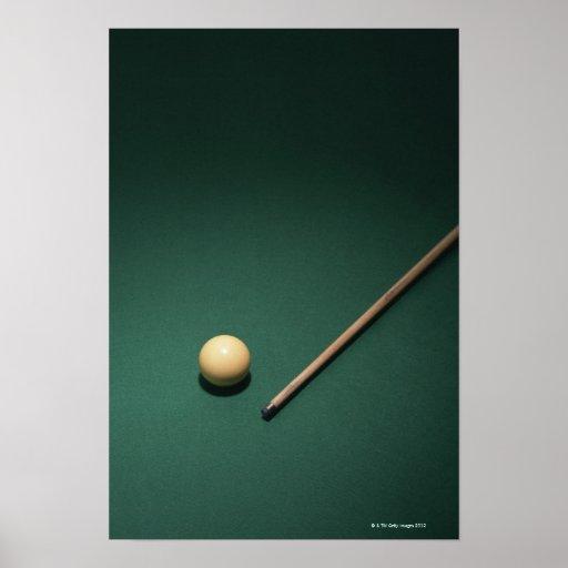 Billiards 2 poster