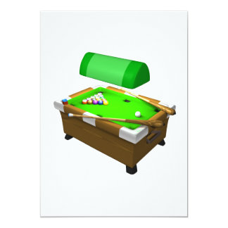 Billiards 3 card