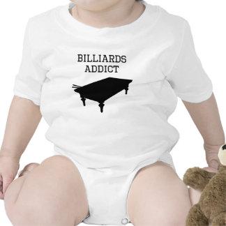 Billiards Addict Bodysuit