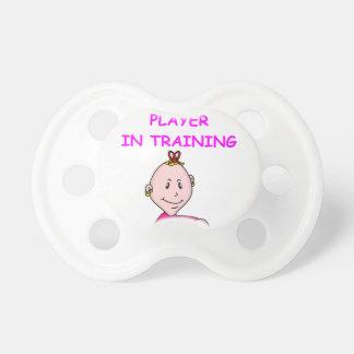 BILLIARDS baby Baby Pacifiers