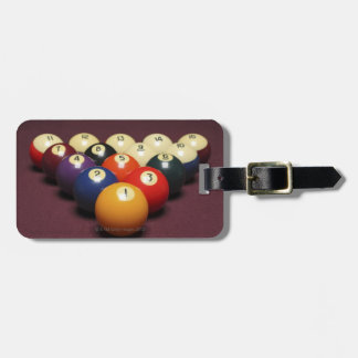 Billiards Bag Tag