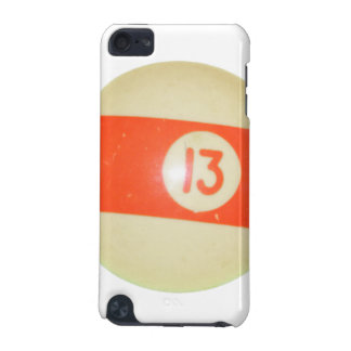 Billiards Ball #13 iPod Touch 5G Cases