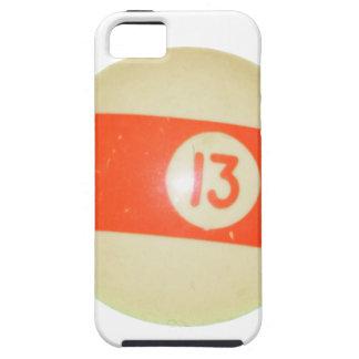 Billiards Ball #13 iPhone SE/5/5s Case