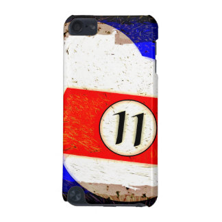 BILLIARDS BALL NUMBER 11 iPod TOUCH 5G CASE