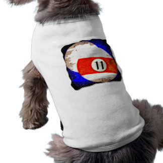 BILLIARDS BALL NUMBER 11 T-Shirt