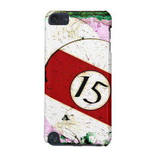 BILLIARDS BALL NUMBER 15 iPod TOUCH 5G COVER