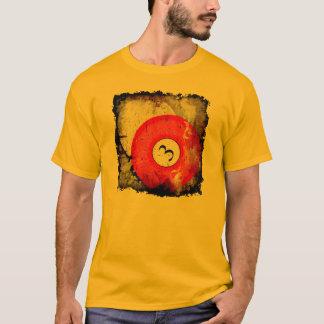 BILLIARDS BALL NUMBER 3 T-Shirt