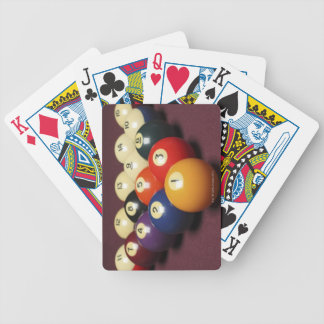 Billiards Bicycle Playing Cards