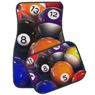 Billiards Car Mats