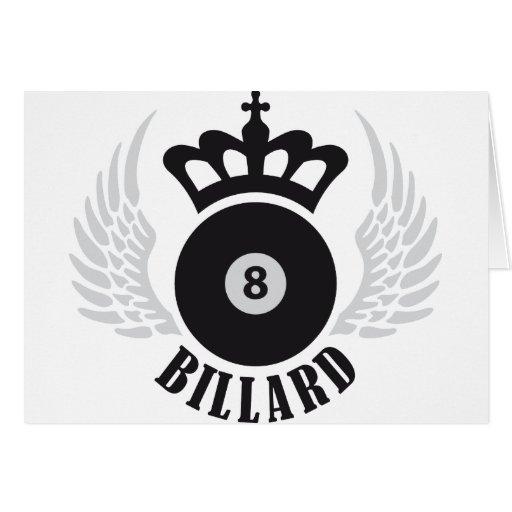 Billiards Cards