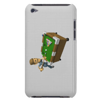 Billiards Barely There iPod Cover