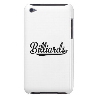 Billiards iPod Touch Case-Mate Case