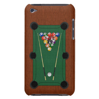 Billiards Case-Mate iPod Touch Case
