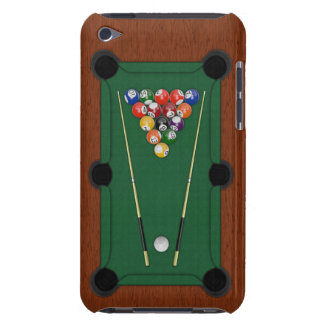 Billiards Barely There iPod Covers