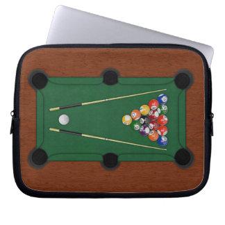 Billiards Computer Sleeve