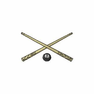 Billiards Embroidered Polo Shirt
