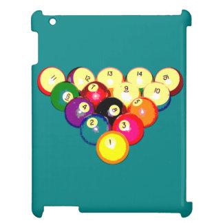 Billiards Full 8-Ball Rack Case For The iPad