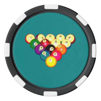8 ball pool poker