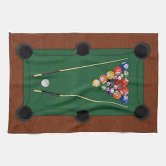 Billiards Towel