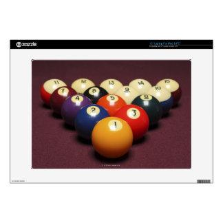 Billiards Laptop Decals