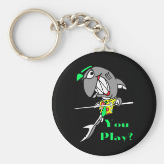 Billiards Lovers Pool Shooting Gifts Keychain