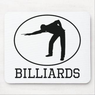 Billiards Mouse Pad