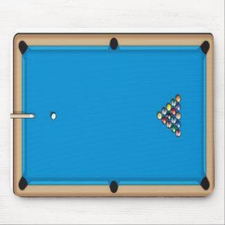 Billiards mousepad