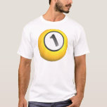 Billiards One Ball T-Shirt