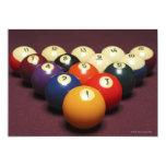 Billiards Personalized Invitation