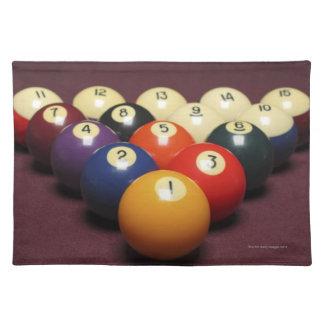 Billiards Placemat