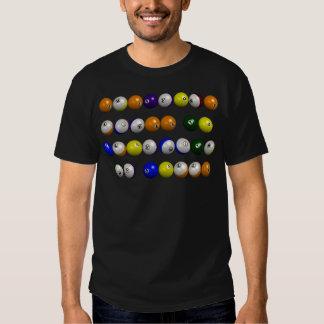 Billiards Play Demo T-shirt