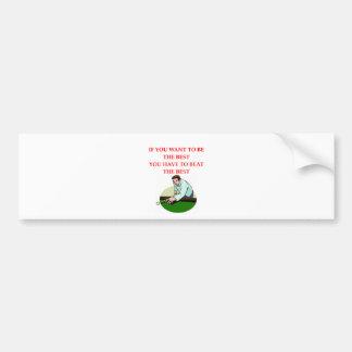billiards.png bumper sticker