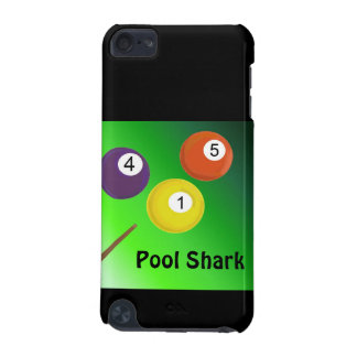 Billiards - Pool Shark iPod Touch 5G Cases