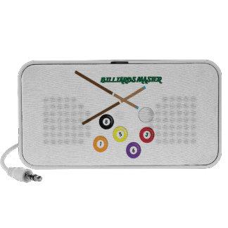 Billiards Pool Portable Speaker