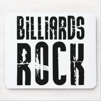Billiards Rock Mouse Pad
