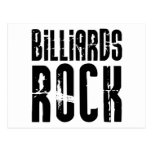 Billiards Rock Postcard
