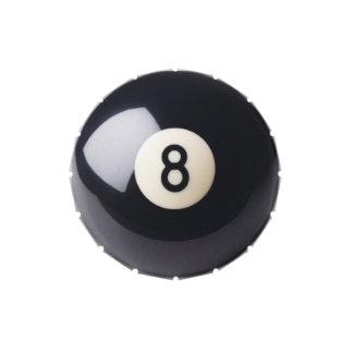 Billiards Snooker 8-Ball Candy Tin